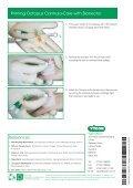 Octopus Cannula-Care with Bionector (1.5MB) - Vygon (UK) - Page 4