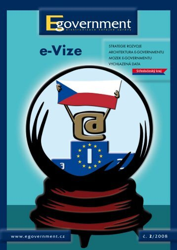 e-Vize - Egovernment