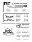 """""""FILLETS 'n GROOVES"""" - American Welding Society - Page 6"""
