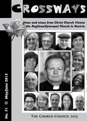 May/June 2013 - Christ Church Vienna, Austria