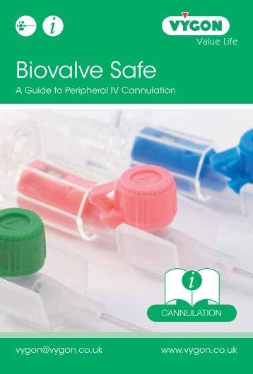 Biovalve Safe - Vygon (UK)