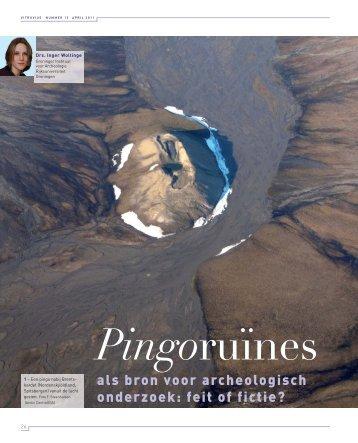 Pingoruïnes - vakbladvitruvius.nl