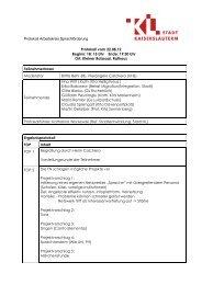 Protokoll vom 22.08.2012 - Netzwerk Migration Integration