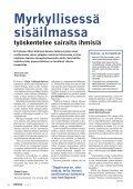 huono sisäilma talvi- vaara bio- pohjaiset aivojen - Kemia-lehti - Page 6