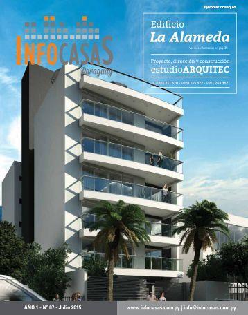 Revista InfoCasas Paraguay - Número 7 - Julio 2015