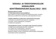 Kaisa Kostamo-Pääkkö - Sosiaalikollega