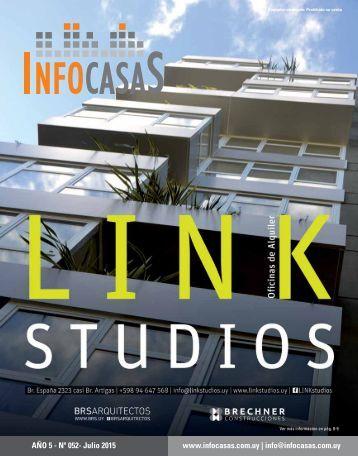 Revista InfoCasas - Número 52 - Julio 2015