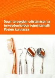 terveyden edistämisen toimintamalli posion suun ... - Sosiaalikollega