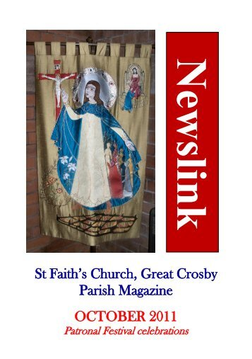October 2011 - St Faith's home page