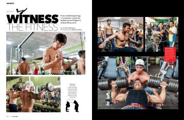 Witness The Fitness