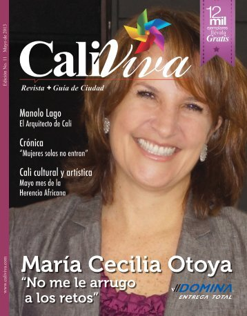 Revista CALIVIVA Edicion No. 011