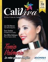 Revista CALIVIVA Edicion No. 014