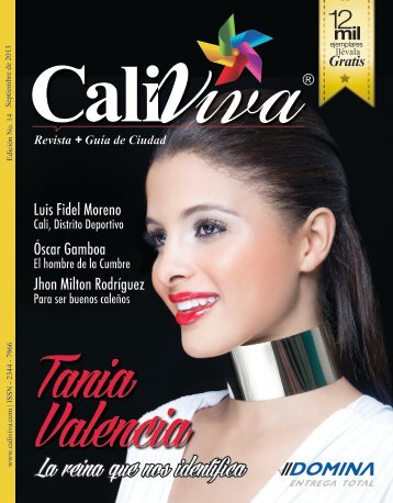 Revista CALIVIVA Edicion No. 014