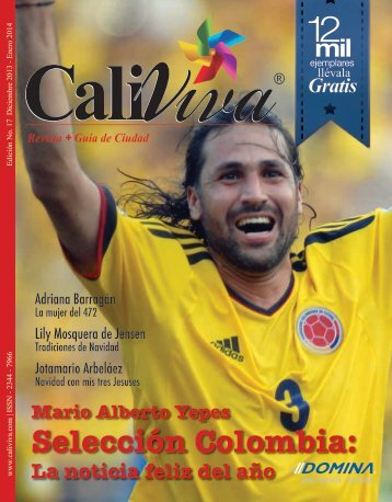 Revista CALIVIVA Edicion No. 017