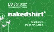 K3S nakedshirt