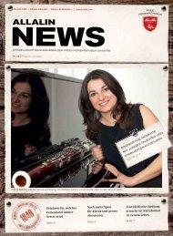 Allalin News Nr. 10 - SAAS-FEE | SAAS-GRUND | SAAS-ALMAGELL | SAAS-BALEN