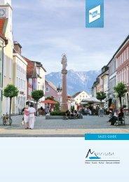 Sales Guide Murnau und Das Blaue Land