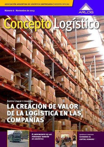 La CreaCión de vaLor de La LogístiCa en Las Compañías