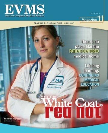Winter 2011 - Eastern Virginia Medical School