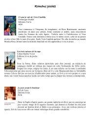 Nouveau Document Microsoft Word - Librairie Lucioles
