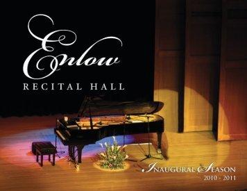 AHN TRIO - Enlow Recital Hall - Kean University