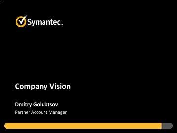 Symantec Corporate Template - MONT