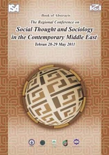 Iranian Sociology and the Selective Translation of Theories of ...