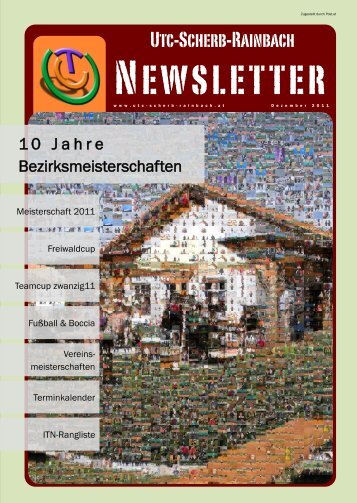 Utc-Scherb-Rainbach