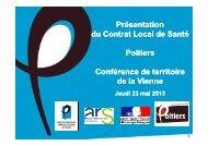 Priorité - ARS Poitou-Charentes