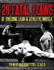 1 28DayMuscle.com All Rights Reserved - 28 Day Athletic Muscle ...
