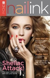 Craving More Color Combos? Shellac Q&A Ripped from ... - CND.com