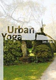 Urban Yoga im Park - Hatha Yoga Wettingen