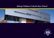 Download Boys' School Prospectus - Hays