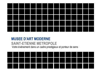 musee d'art moderne saint-etienne metropole - Musée d'art ...