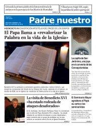 Número 1.151. 20-21 de noviembre - Archidiócesis de Toledo