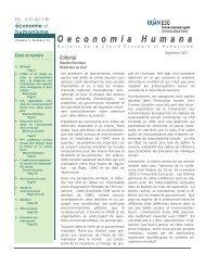Septembre 2003 - Chaire de responsabilité sociale et de ...