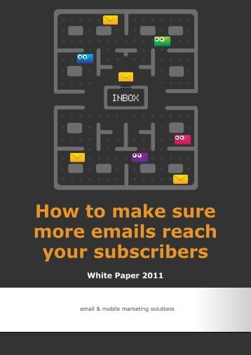How to make sure more emails reach your subscribers - Email Brain