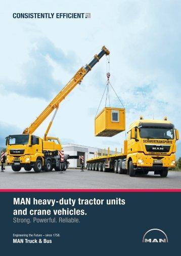 Euro 5 brochure heavy-duty and crane vehicles