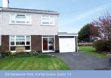 29 Glentworth Park, Ard Na Greine, Dublin 13 - Daft.ie