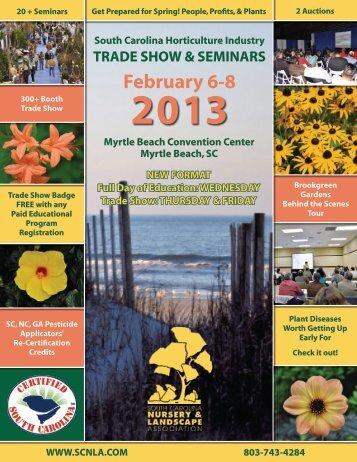 new! - South Carolina Nursery & Landscape Association