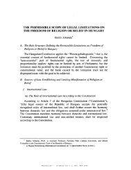 HeinOnline -- 19 Emory Int'l L. Rev. 889 2005