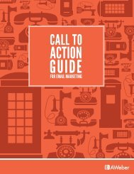 E-mail - Calls to Action