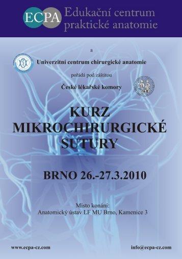 Program kurzu ke stažení - ECPA-CZ o.p.s.
