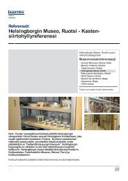 Helsingborgin Museo, Ruotsi - Kasten
