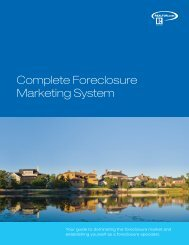 Complete Foreclosure Marketing System - Real Estate Marketing ...