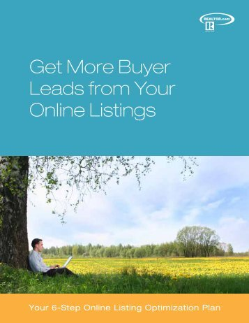 Get More Buyer Leads from Your Online Listings - Real Estate ...