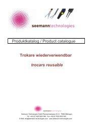 Produktkatalog / Product catalogue Trokare ... - Jimdo
