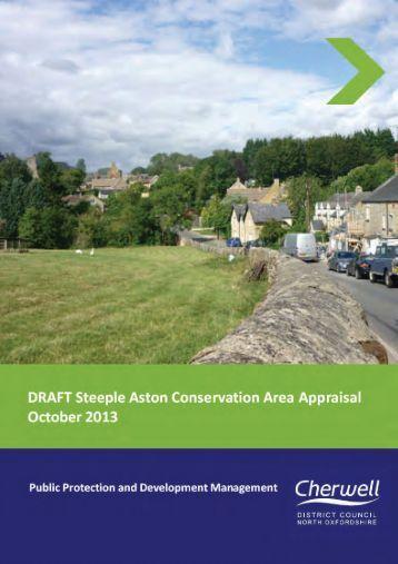 here - Steeple Aston