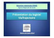 Trajectoire - ARS Poitou-Charentes