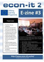 Ezine 3 - Chartered Management Institute